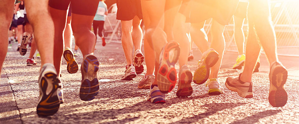 Running Injuries - Podiatrists Philadelphia, PA